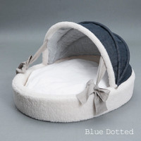 Louisdog Irish Linen Cradle