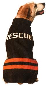 Rescue Dog Sweater