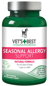 Seasonal Allergy Support Supplement