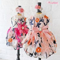 Wooflink Blossom Blast Dress