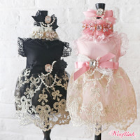 Wooflink Princess for a Day Dress