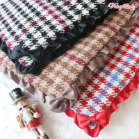 Wooflink Timeless Chic Blanket