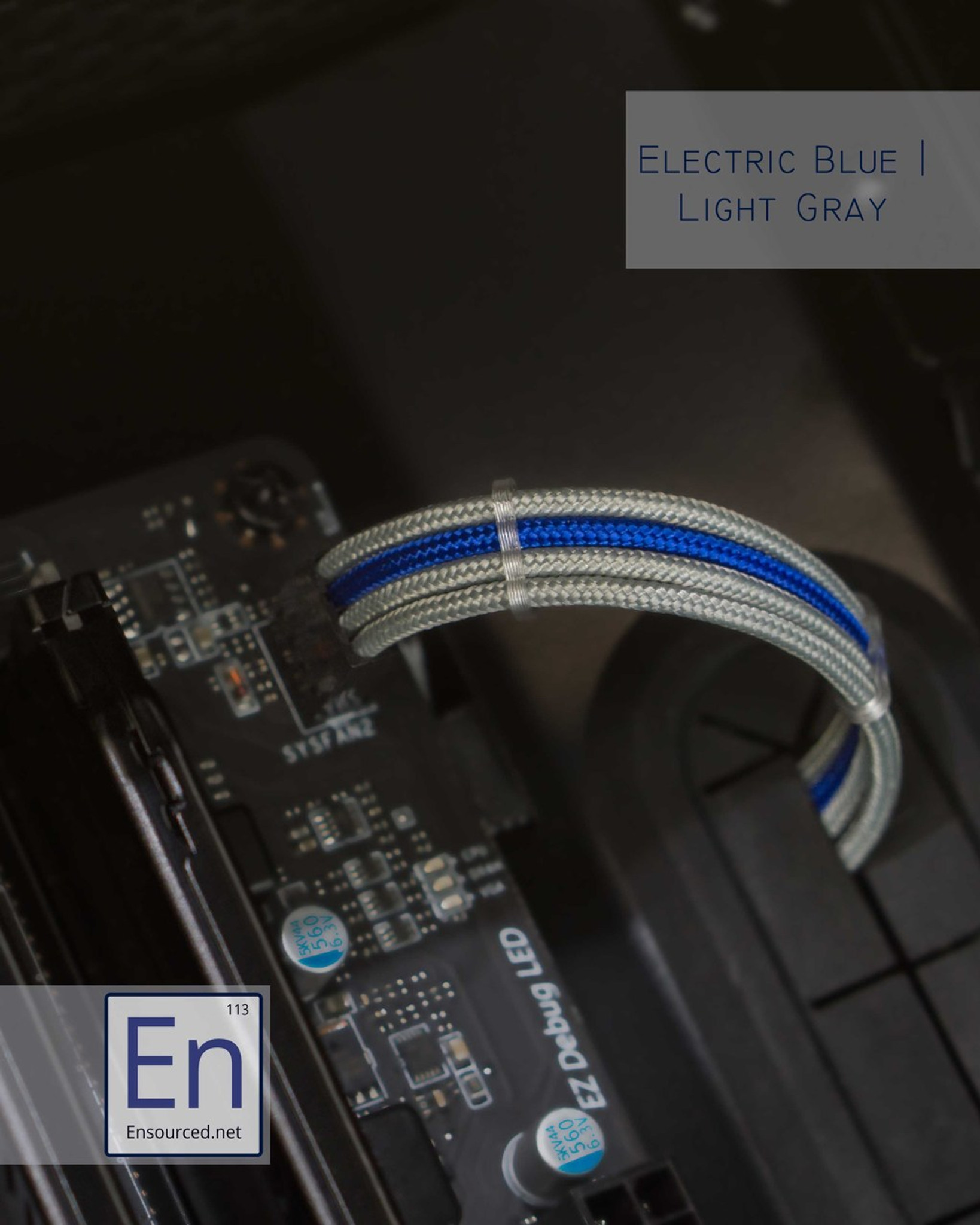 Design your own paracord sleeved fan extension ensourced for Design my own home extension