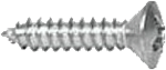1/2 Stainless Steel Phillips Head Screw 30 Pack or 50 Pack