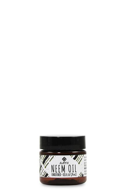 Alaffia 100% Unrefined Neem Oil