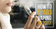 How to Start Vaping in 2017