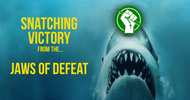 Snatching Victory From The Jaws Of Defeat