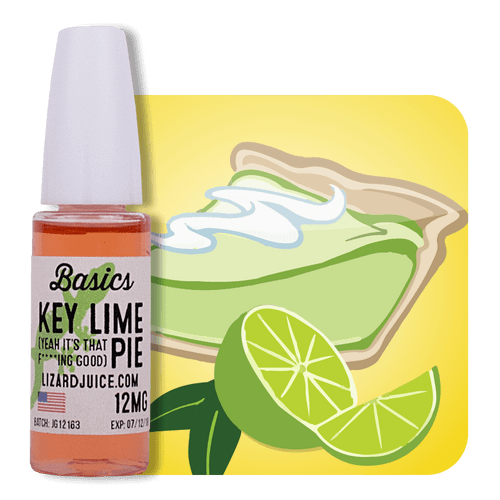 Key Lime Pie E-Liquid