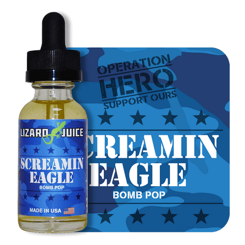 Screamin' Eagle E-Liquid