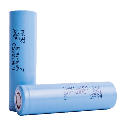 Samsung 18650 2500mAh Battery