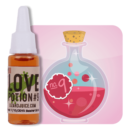 Love Potion 9 E-Liquid