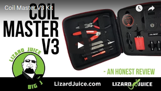 The Coilmaster V3: Stop Piecing Stuff Together and Get a Quality Kit [VIDEO REVIEW]