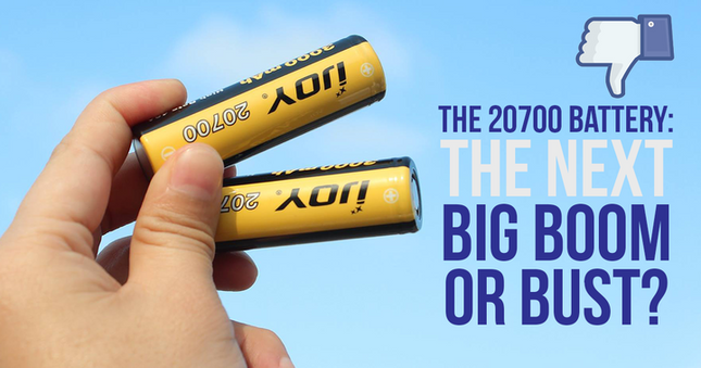 The 20700 Battery: The Next Big Boom Or Bust?