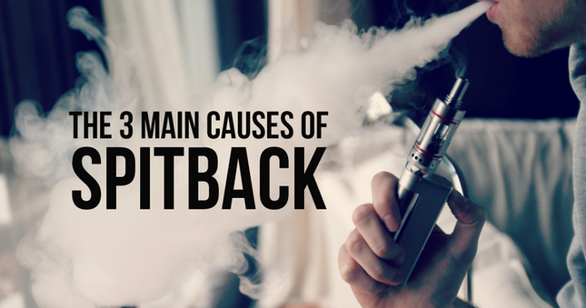 The 3 Main Causes Of Spitback