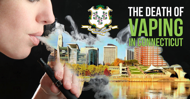 The Death Of Vaping In Connecticut