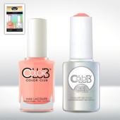 Color Club Gel Duo Pack, EAST AUSTIN GEL1002