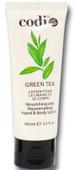 Codi, Hand & Body Lotion, Green Tea 3.3 oz - 100 ml