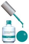 PERFECT MATCH - Gel Polish + Lacquer, RIDING WAVES PMS175 - DW175