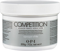 Competition Powders, Opaque White 7.05oz