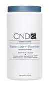 CND Retention+ Sculpting Powder, Bright White Opaque 32oz