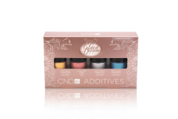 50% Off CND Additives Holiday Gilded Dreams Collection
