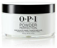 OPI Dipping Powders - Clear Color Set Powder 4.25oz #DP001