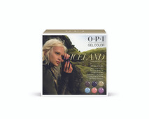 OPI GelColor -IceLand - Add-On Kit #2 - GC857- 6pc