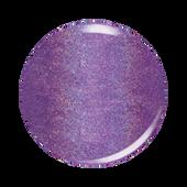 Kiara Sky Gel + Lacquer - HOLO, FIN-TASTIC #907