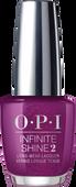OPI Infinite Shine -Holiday Love, #HRJ44 - FEEL THE CHEMIS-TREE