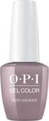 OPI GelColor - #GCA61A - TAUPE-LESS BEACH .5oz