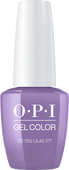 OPI GelColor - #GCB29A - DO YOU LILAC IT? .5oz