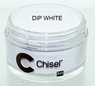 20% Off Chisel 2in1 Acrylic & Dipping 2oz - Pink & White - DIP WHITE