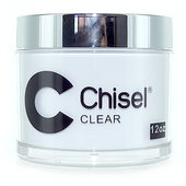 20% Off Chisel 2in1 Acrylic & Dipping Refill 12oz - CLEAR