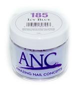 ANC Powder 2 oz, ICY BLUE #185
