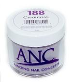 ANC Powder 2 oz, CHARCOAL #188