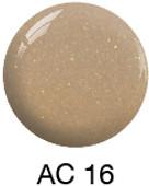 SNS powder color 1 oz,  #AC16