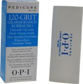 OPI Disposable Strips-120 Grit 20pk