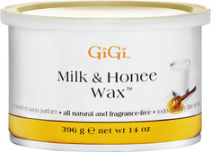 GIGI, #0288 Milk and Honee Wax 14 oz