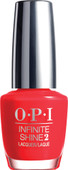 OPI Infinite Shine - #ISL08 - UNREPENTANTLY RED