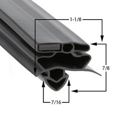 Profile 258 - 8' Stick