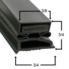 Profile 496 - 8' Stick