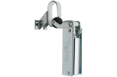 "Hydraulic Door Closer and 1 1/8"" Offset Hook - Kason 1092 Series"