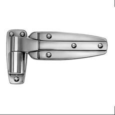 """Reversible Cam-Rise Hinge - Offset 1-1/4"""" - Kason 1245 Series"""
