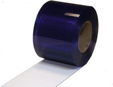 "QUICK STRIP - 6"" Strip Curtain Roll - Cooler"