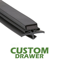 Profile 016 - Custom Drawer Gasket