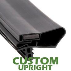 Profile 782 - Custom Upright Door Gasket