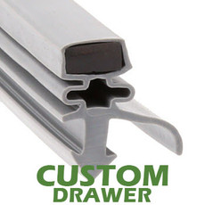 Profile 833 - Custom Drawer Gasket
