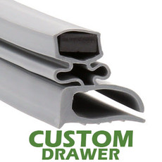 Profile 702 - Custom Drawer Gasket