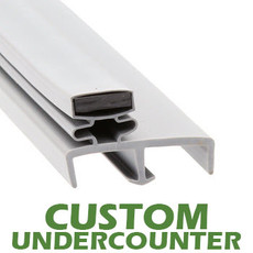 Profile 085 - Custom Undercounter Door Gasket