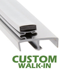 Profile 085 - Custom Walk-in Door Gasket